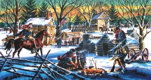 Valley Forge Winter 1777