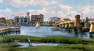 Stone Harbor Skyline